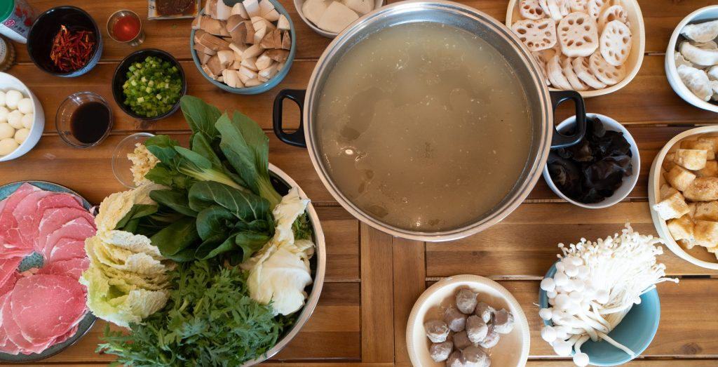 How to make Chinese hot pot at home