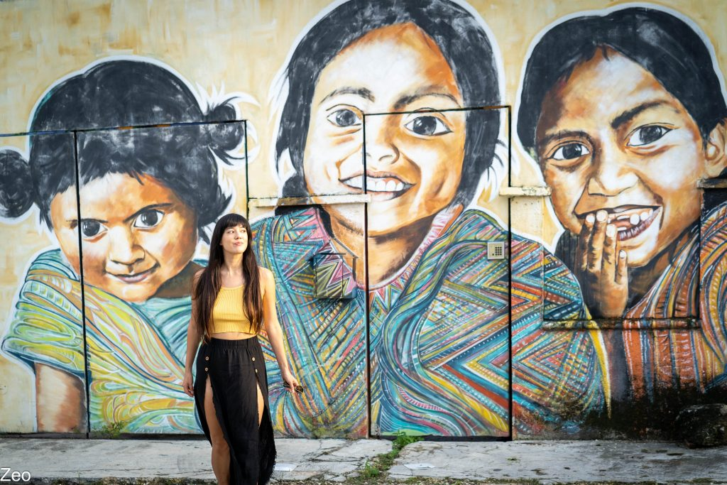 Best things to do in Tulum: Street art tour