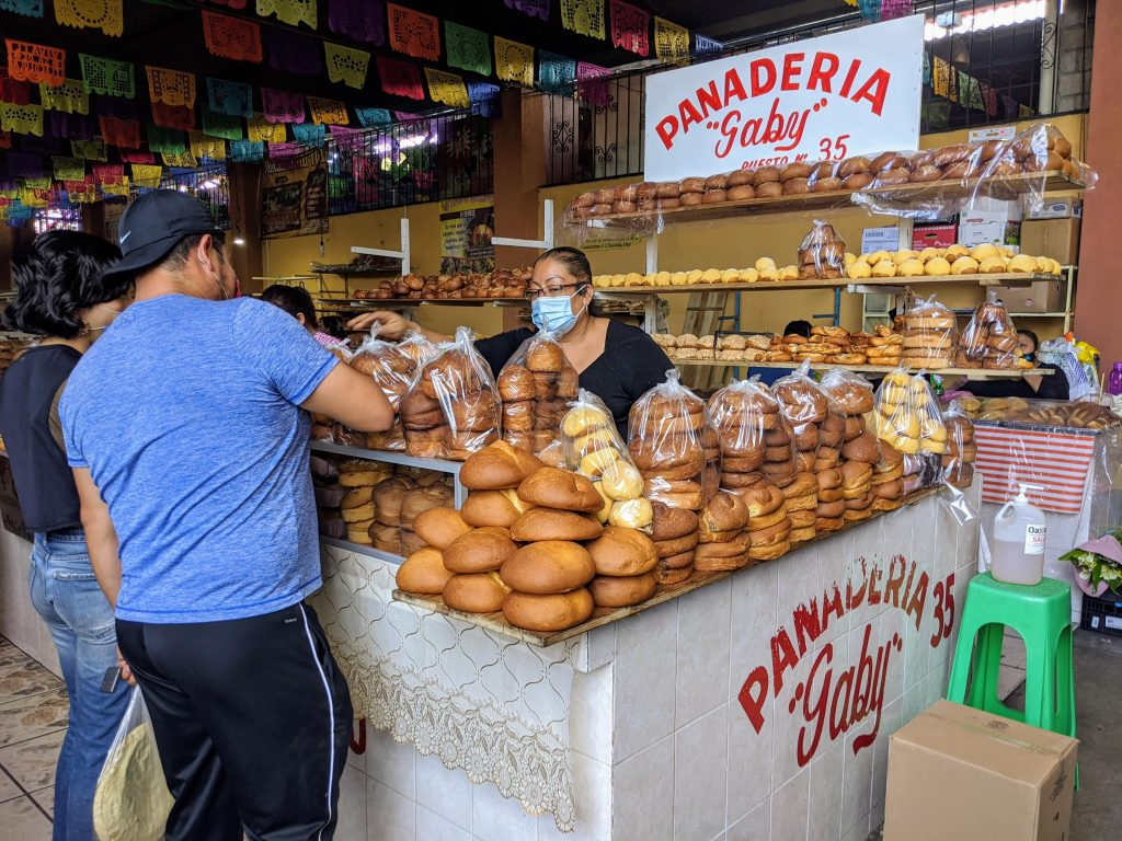 Oaxacan Food | Traditional Oaxaca Food | Bakery | Tlacolula Market