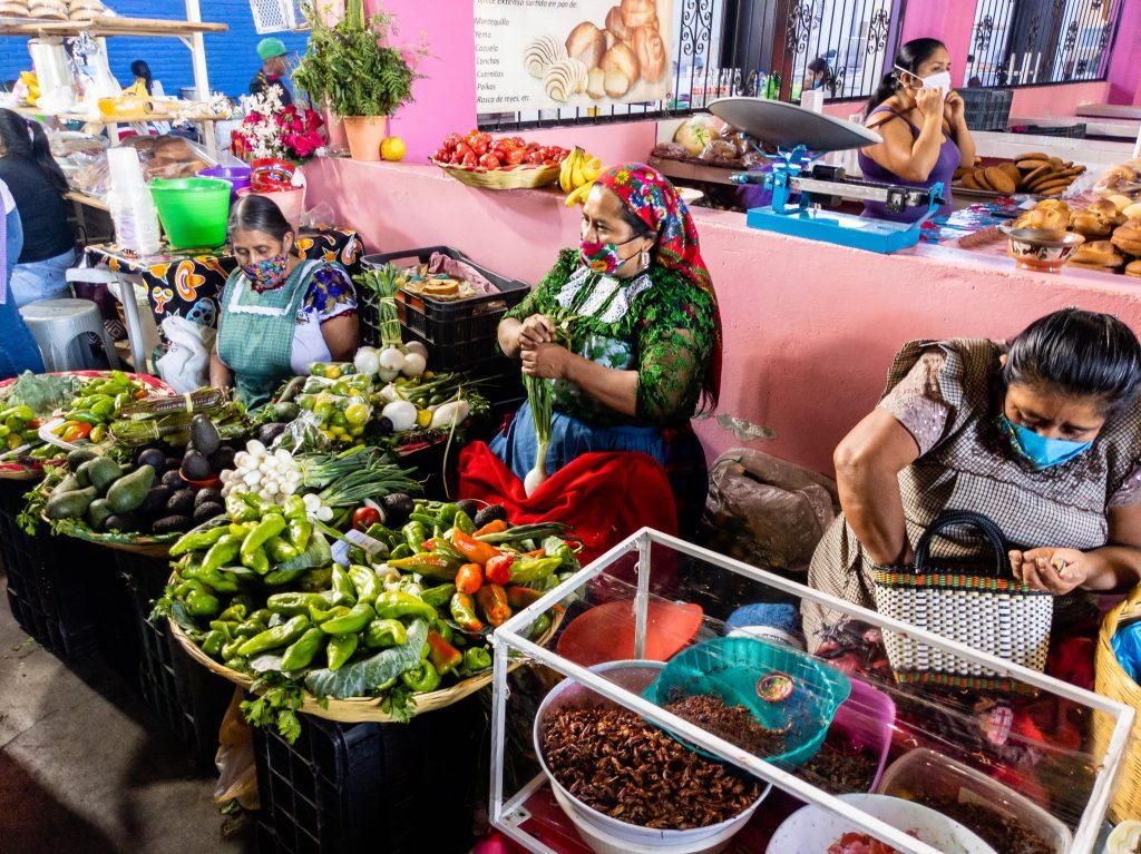 Tlacolula Market | Vendors