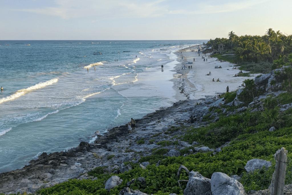Thing to do in Tulum: Playa Paraiso