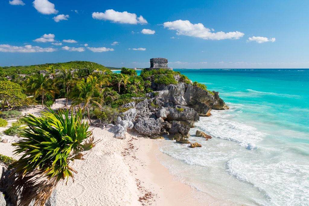 Best things to do in Tulum: Tulum ruins