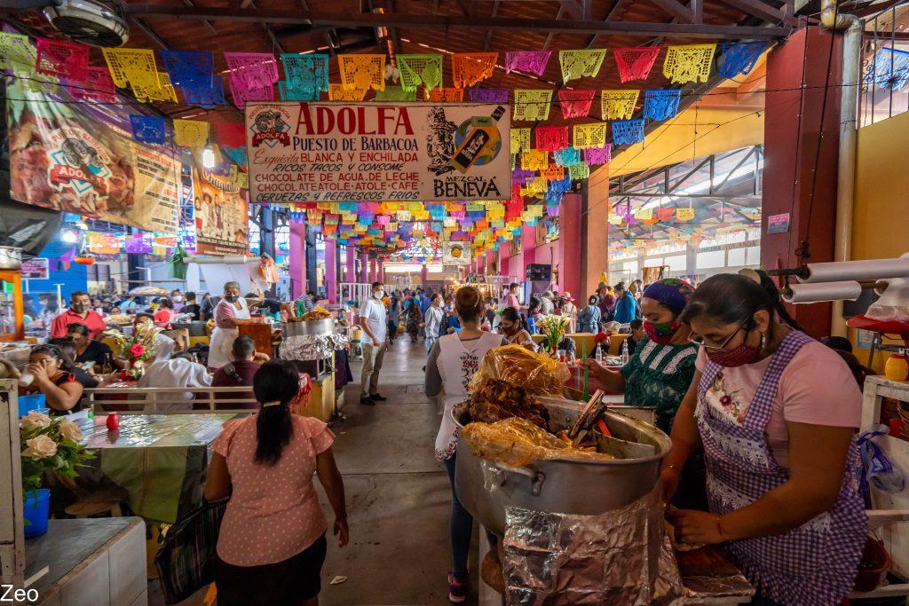 Tlacolula Market | Barbacoa