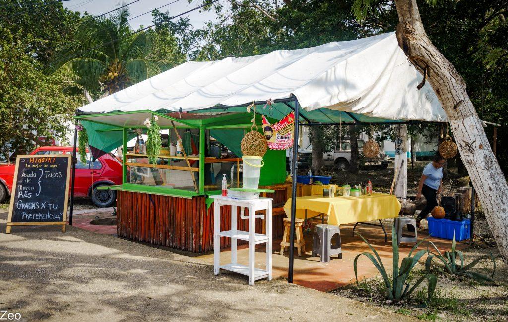 Where to eat in Tulum: Hidalki