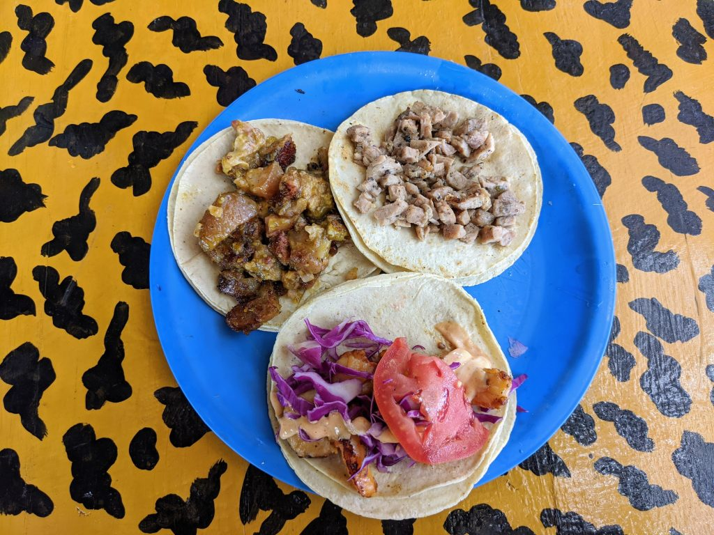 Where to eat in Tulum: Taqueria La Eufemia