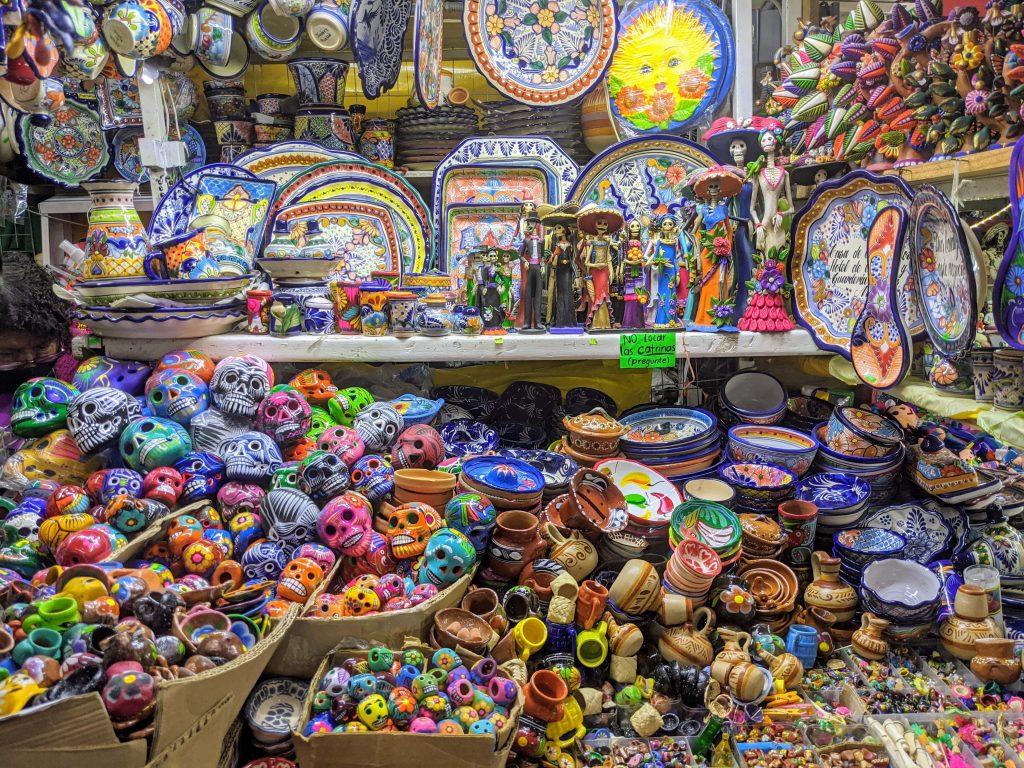 Best markets in Mexico City | La Ciudedela | Shopping