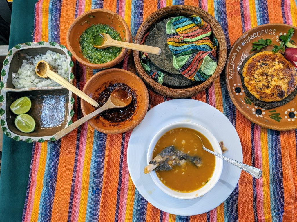 Where to eat in Mexico City| Food Guide | El Hidalguense