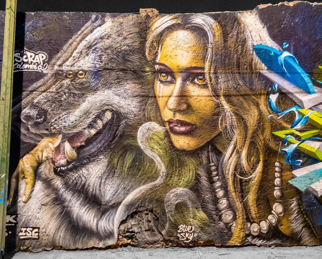 Mexico City Street Art | Doctores