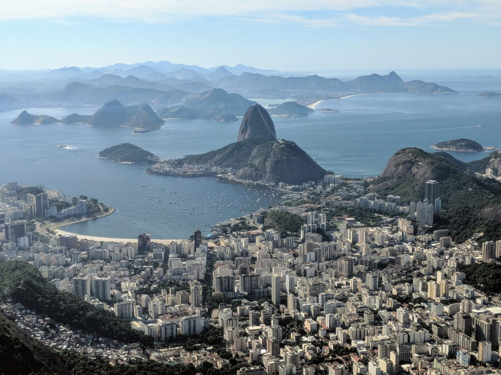 Best things to do in Rio | 4-day Itinerary | Rio view | Christ the Redeemer view