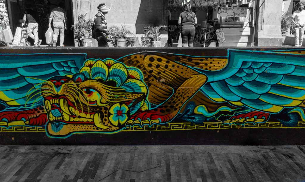 Mexico City Street Art | Mexico City Mural | Historic Center