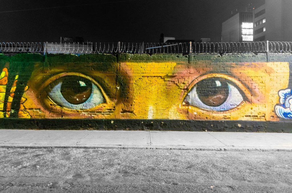 Mexico City Street Art | Mexico City Mural | Doctores | Colonia Centro