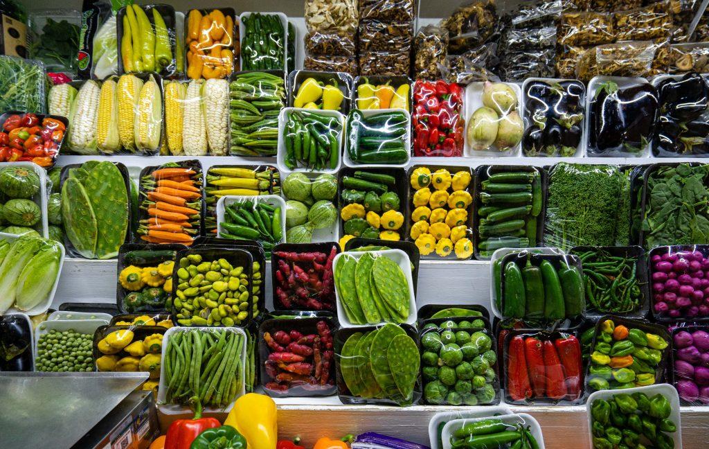 Best markets in Mexico City | Mercado de San Juan | Produce