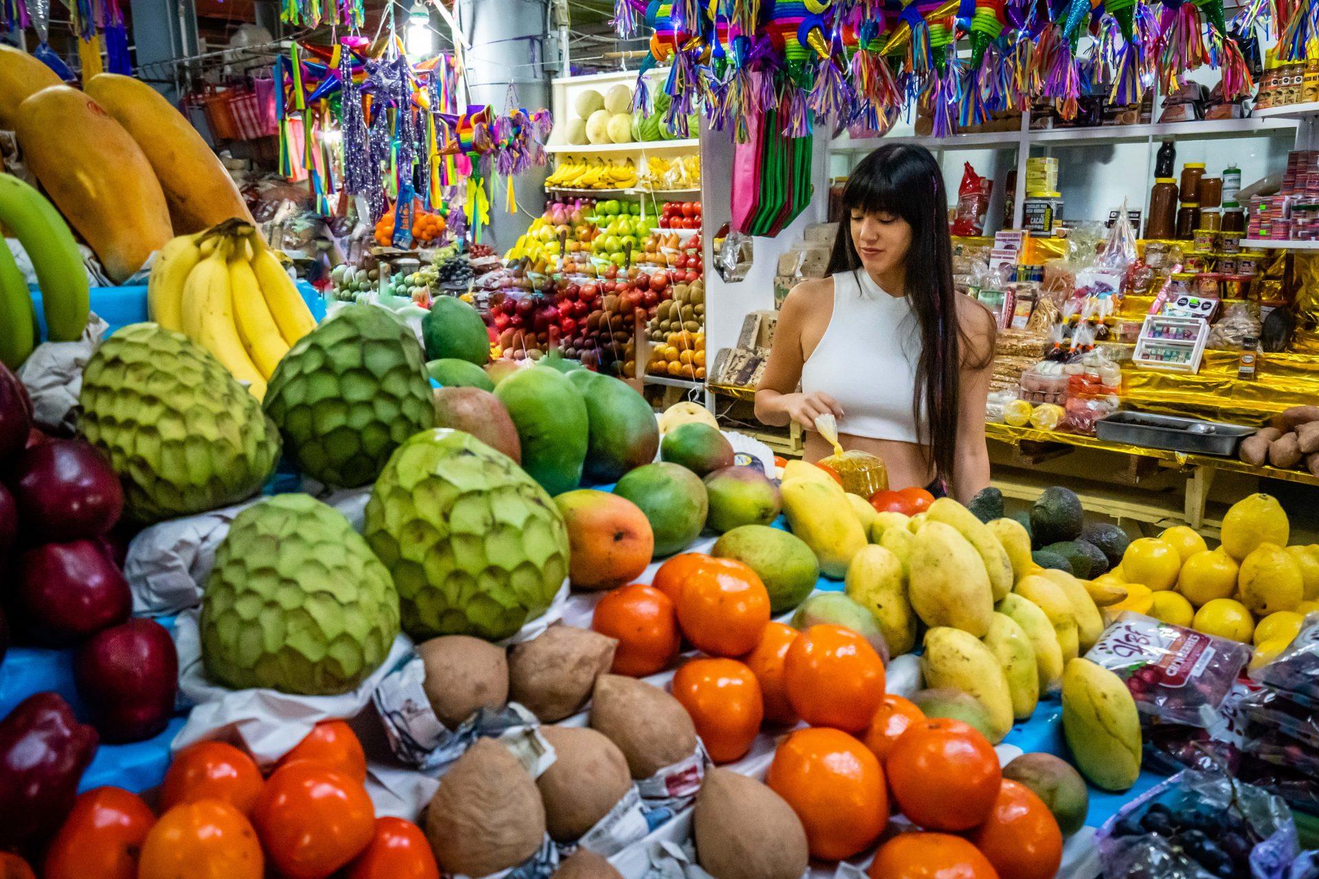 Best markets in Mexico City | Mercado de San Juan