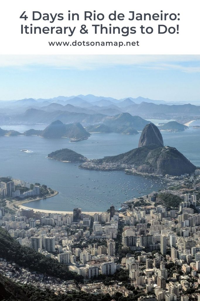 Best things to do in Rio | 4-day Itinerary