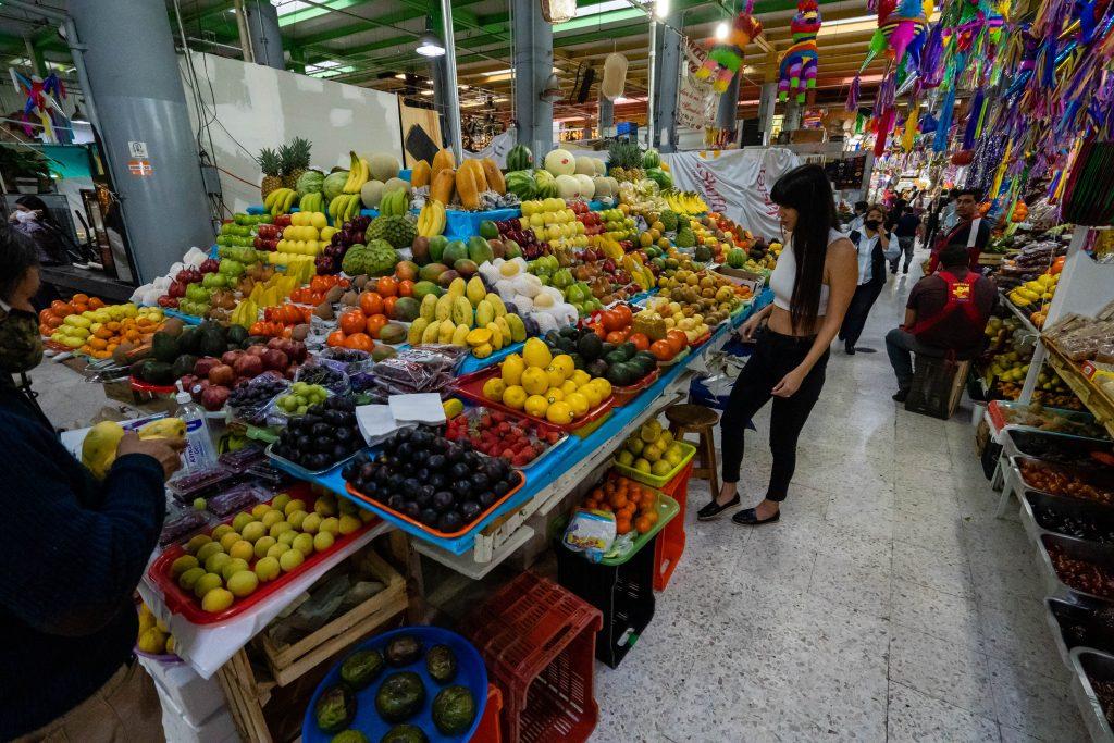 Mercado de San Juan | San Juan Market | Market Aisles