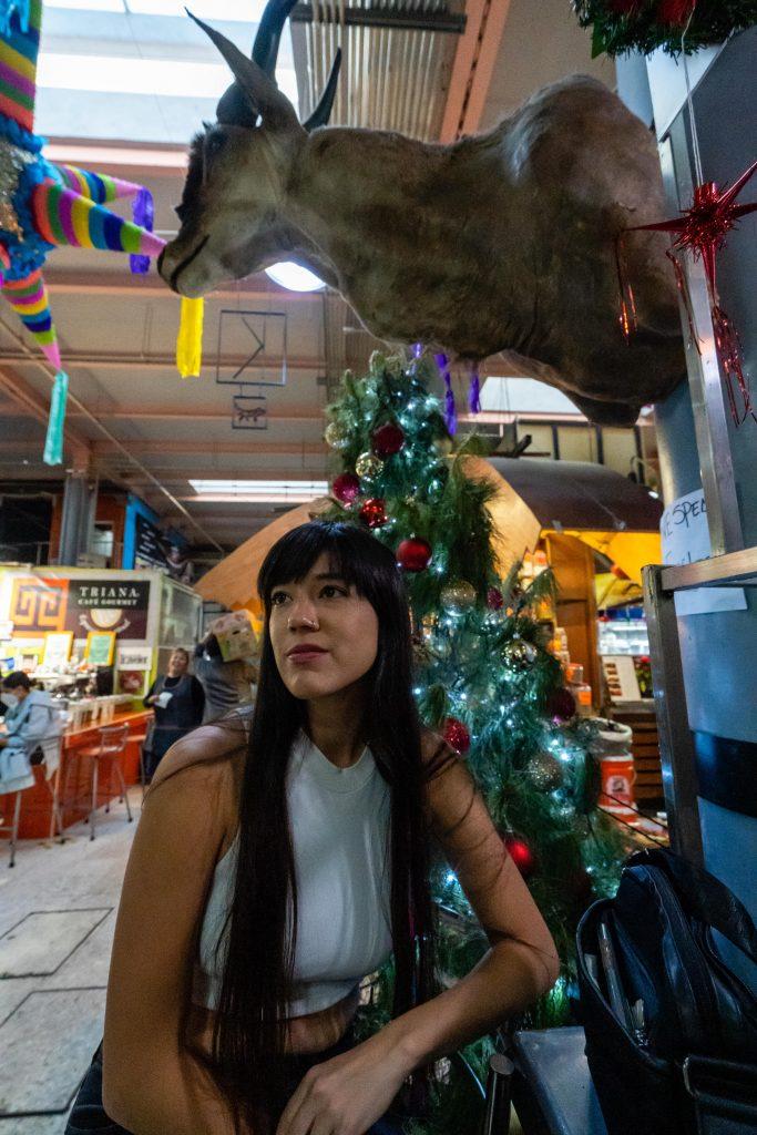 Mercado de San Juan | San Juan Market | Dots on a Map