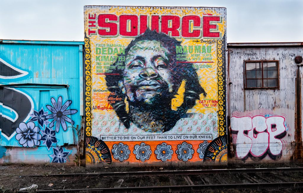 Murals in New Orleans | Street Art | Bywater