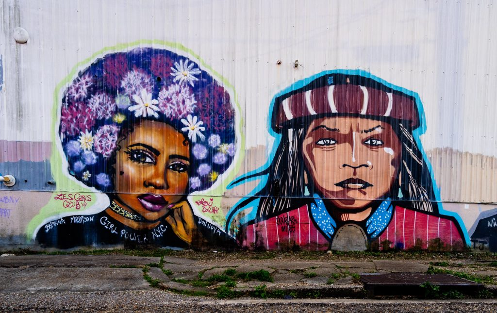 New Orleans street art | Bywater