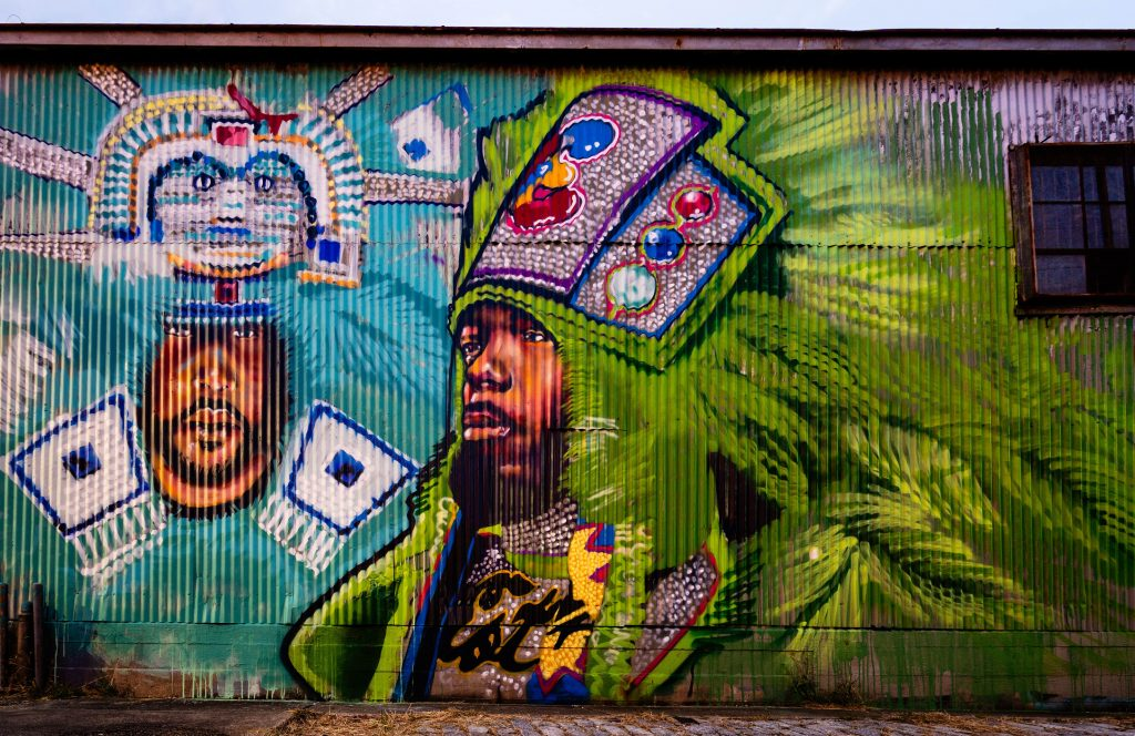 Murals in New Orleans | Bywater | Studio Be