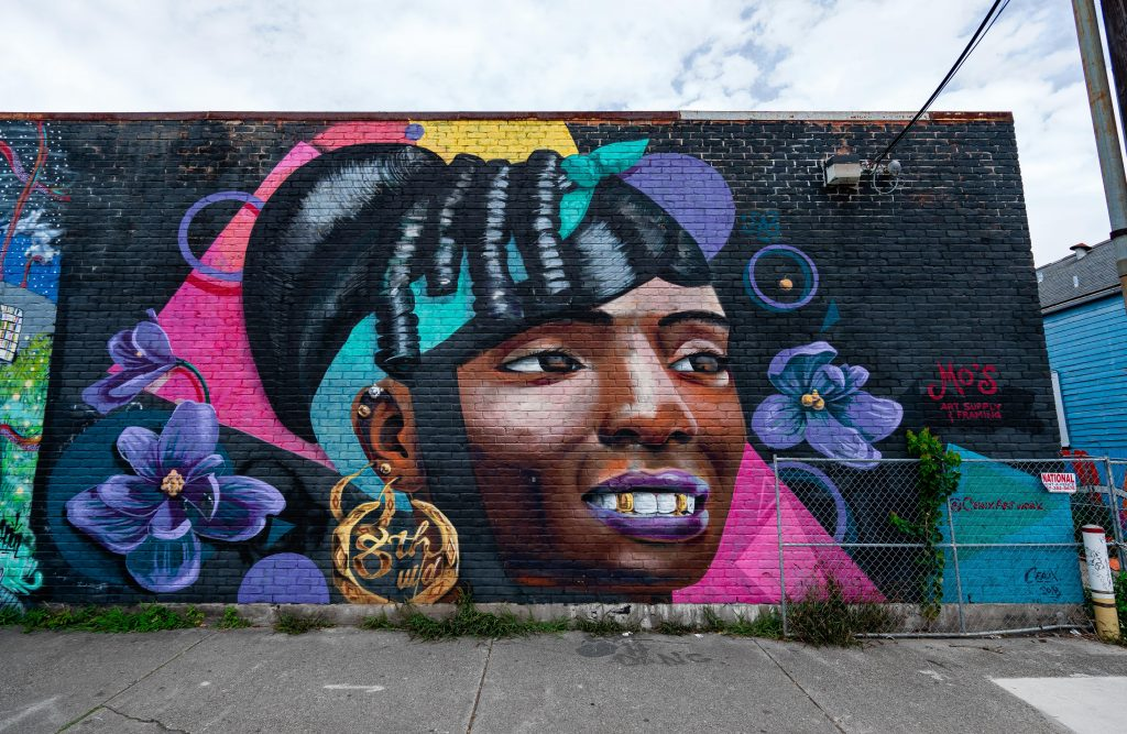 Murals in New Orleans | Hi-Ho Lounge