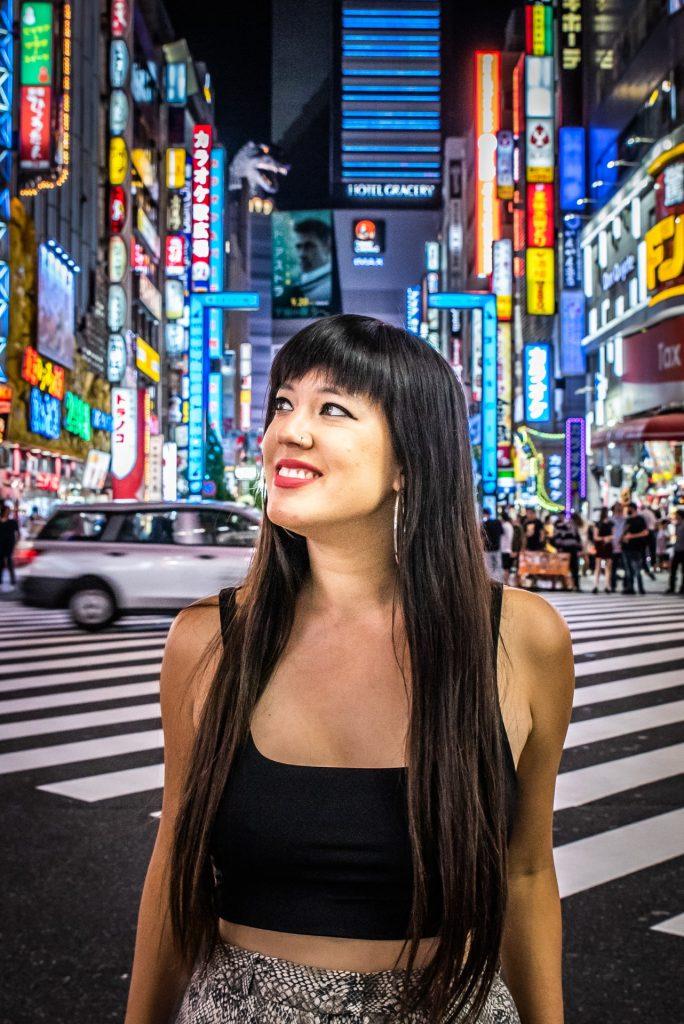 Airbnb Experience: Tokyo Night Photography | Shinjuku