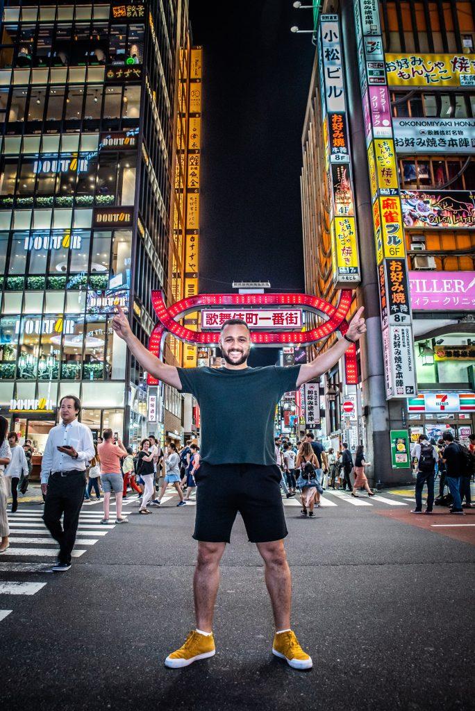 Airbnb Experience: Tokyo At Night Photography | Shinjuku | Tokyo, Japan
