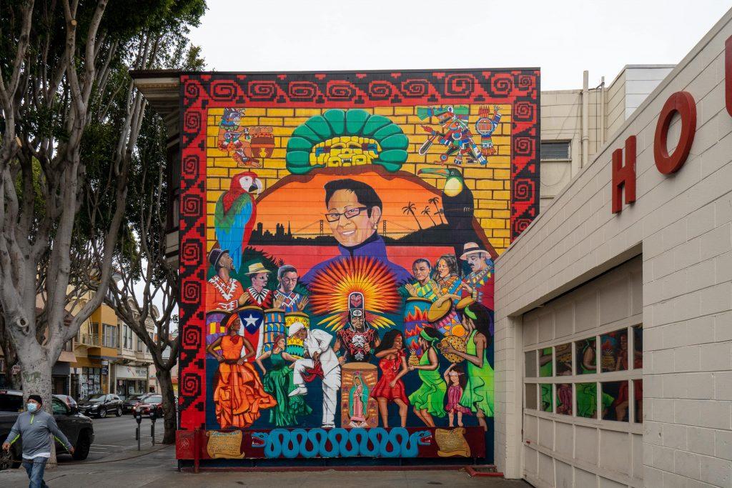 San Francisco Graffiti | House of Brakes | 24th & South Van Ness