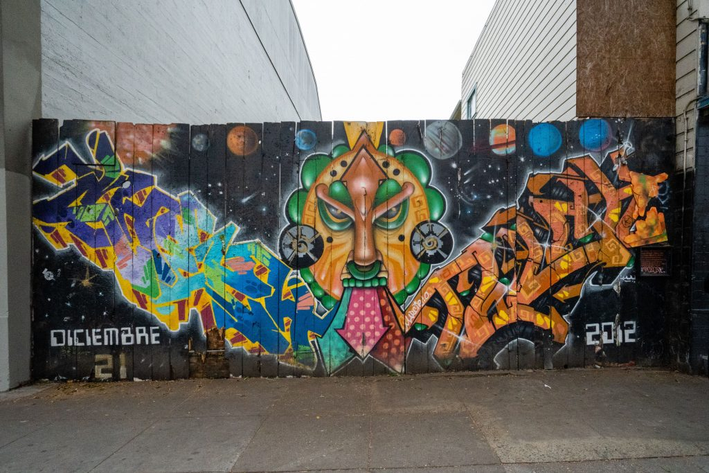 San Francisco Street Art | 24th