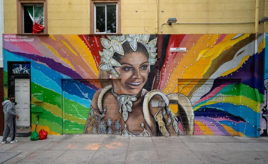 San Francisco Street Art | 24th & South Van Ness