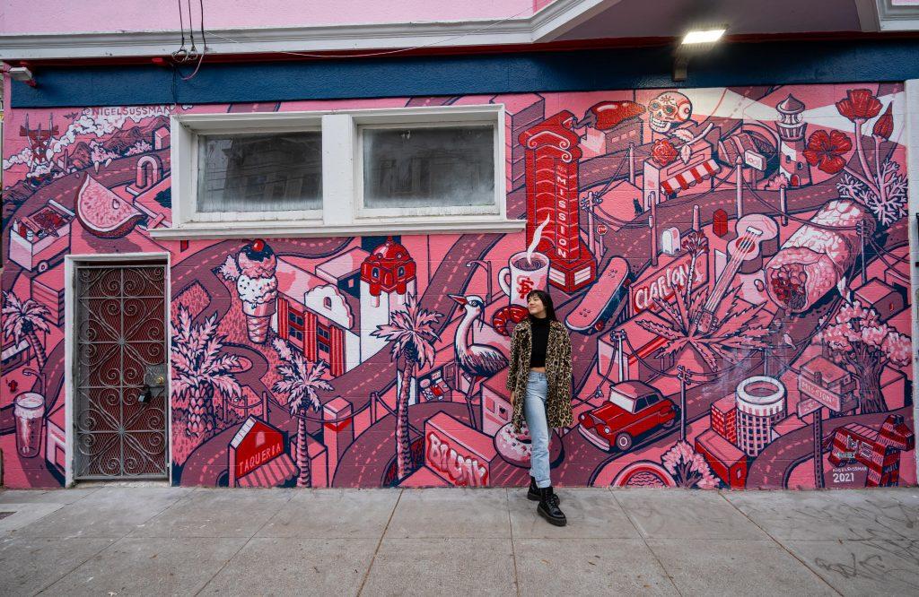 San Francisco Street Art | 24th Street