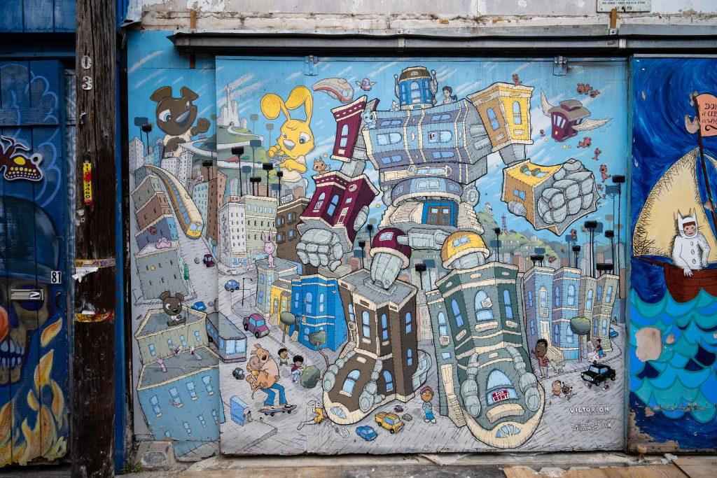 San Francisco Street Art | 24th Street Mission