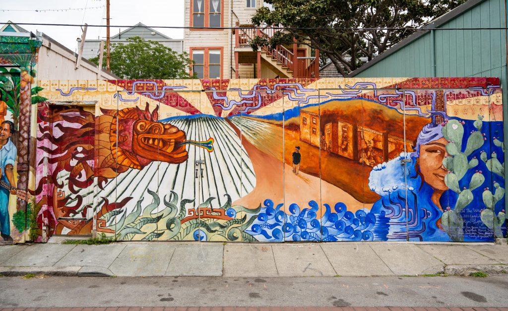 San Francisco Street Art | Mission District