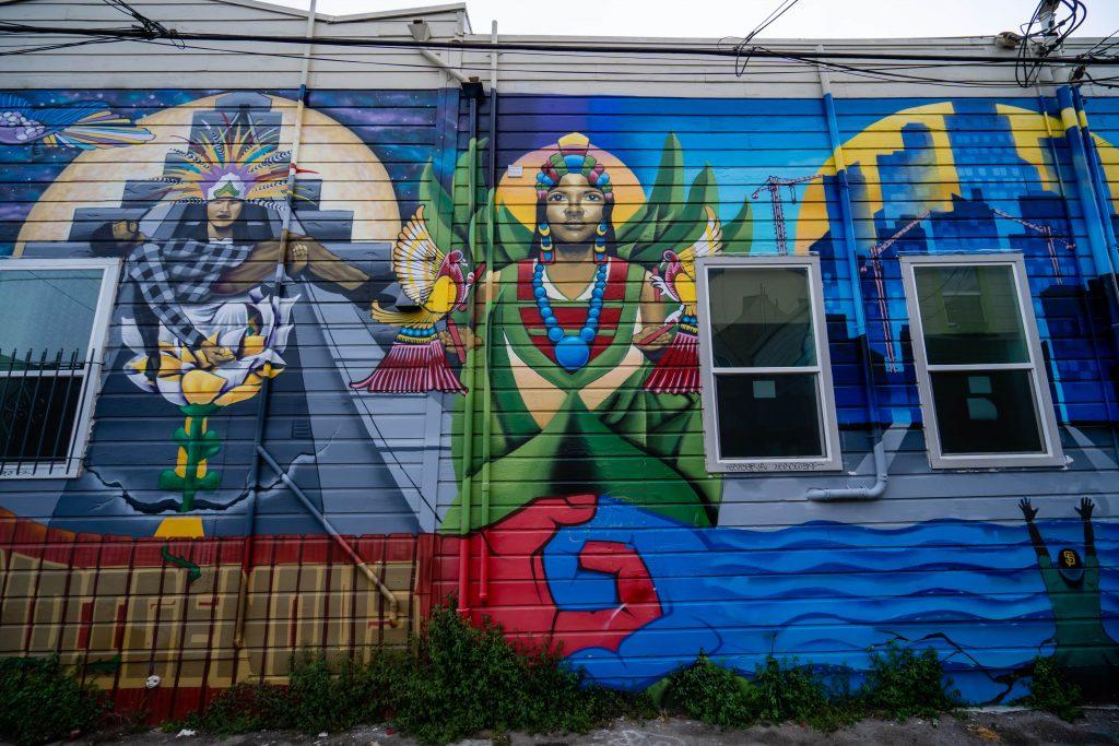San Francisco Street Art | Mission District Murals