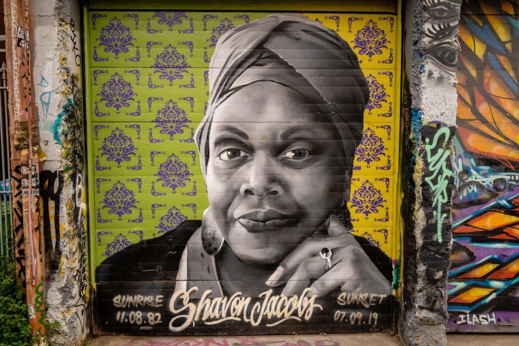 San Francisco Street Art | 24th Alley